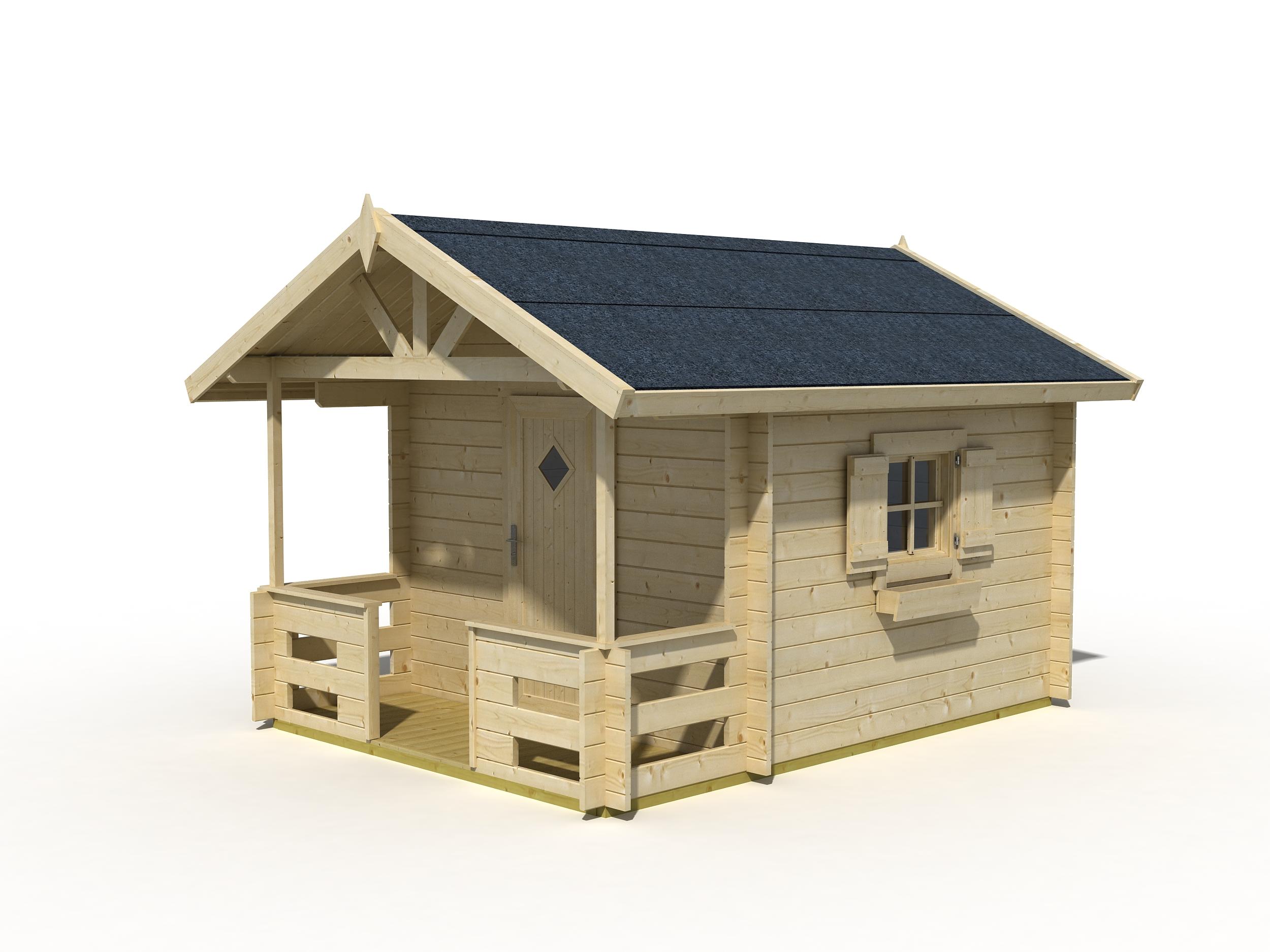 Cabine de plage en bois pour jardin - Cabine de plage pour jardin ...